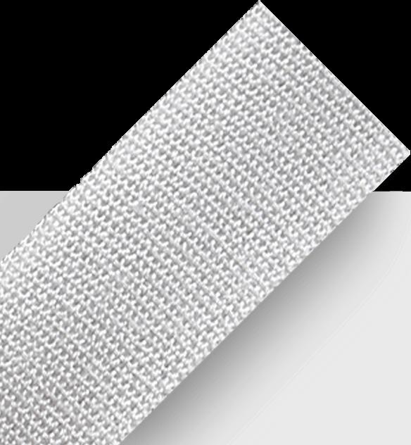 White nomex fabric