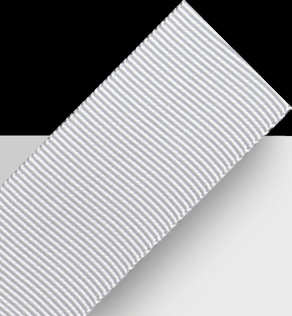 White nylon fabric